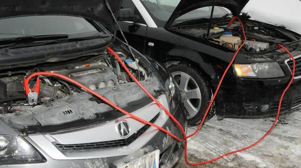 باتری به باتری کردن خودرو
