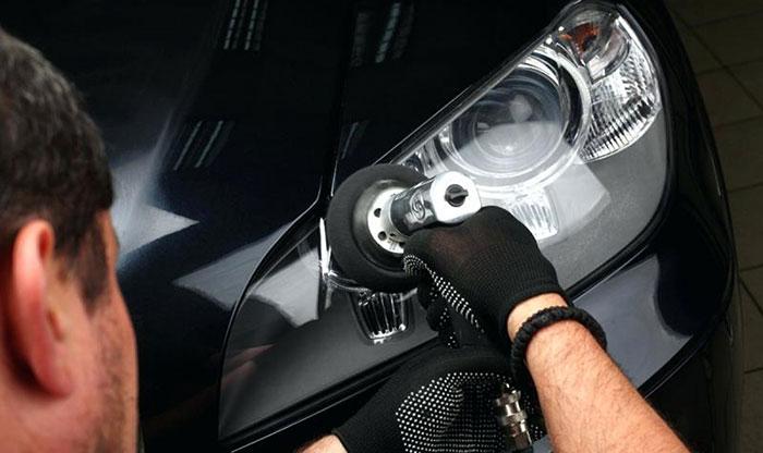 برق انداختن چراغ خودرو تخصصی