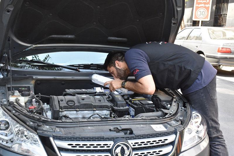 کارشناسی تخصصی سلامت خودرو