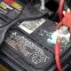 باتری سولفاته ماشین
