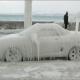 ضد یخ خودرو