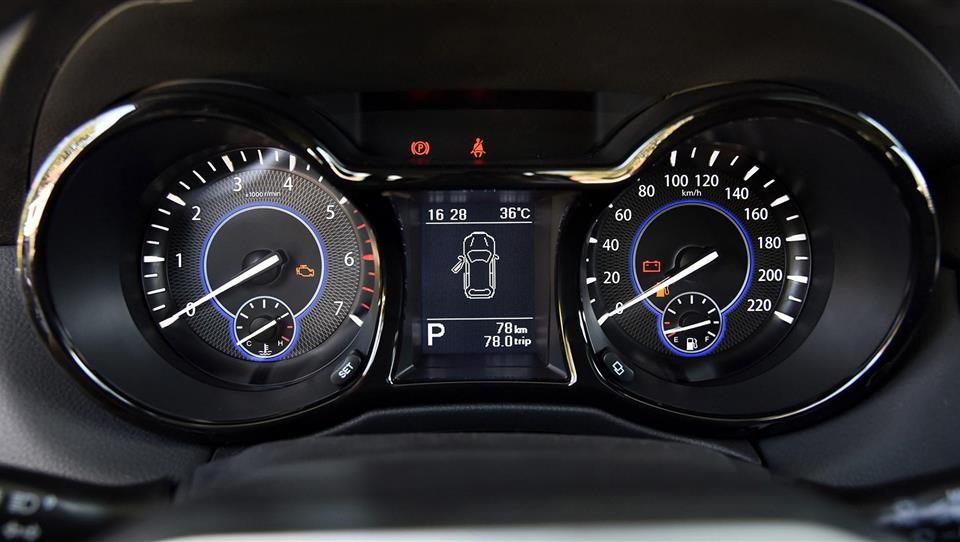 مشخصات خودرو ریگان