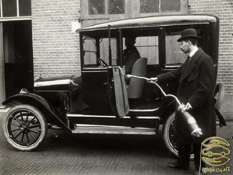 تاریخچه سرامیک و سایر پوششهای رنگ خودرو